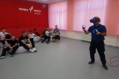 ГБОУ-СОШ№13гоЧапаевск_шлем-виртуальной-реальности-в-действии